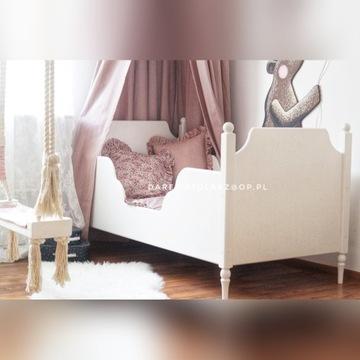 Łóżko , łóżeczko dziecięce vintage -nie domek