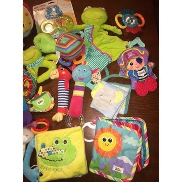 Zestaw zabawek dla niemowlaka Lamaze Smyk