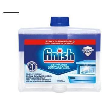 Finish- Płyn do czyszczenia Zmywarek 250 ml