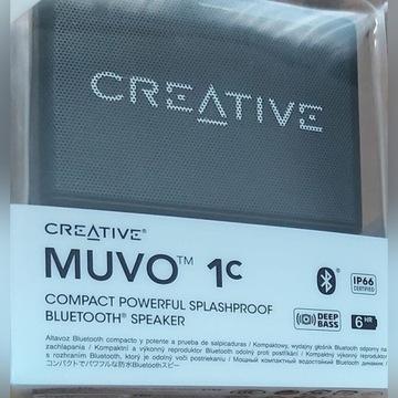 Głośnik przenośny/bloototh CREATIVE MUVO 1C J.NOWY