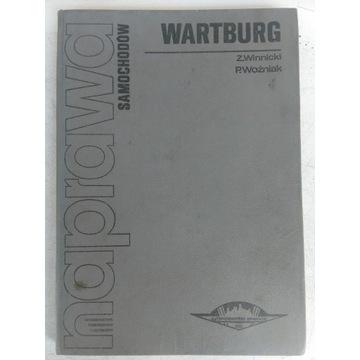 Wartburg 312,312/1,353 i 353 W. Budowa i dzialanie