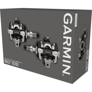 Pedały Garmin Rally XC100 z pomiarem mocy