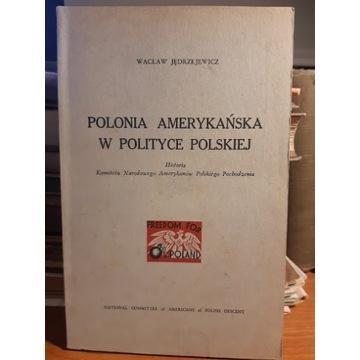 W.J. Polonia Amerykańska; Wydanie l; New York 1954