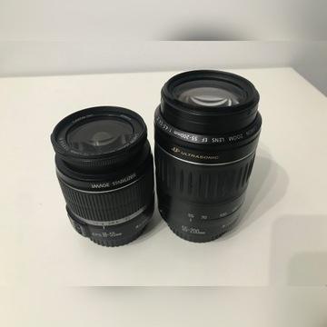 Canon EF 55-200 - używany