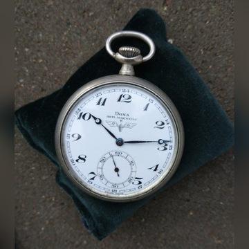 Zegarek kieszonkowy kolejowy DOXA PKP