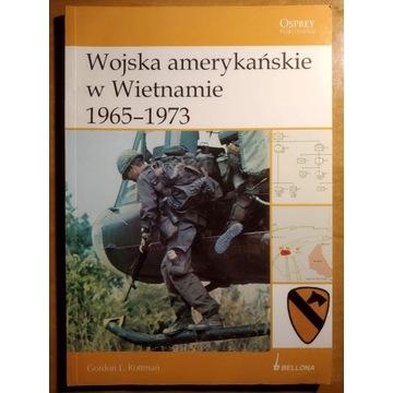 Wojska amerykańskie w Wietnamie 1965-1973 Osprey