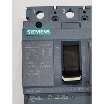 Włącznik prądowy SIEMENS 3VA2225-5HN32-0AA0