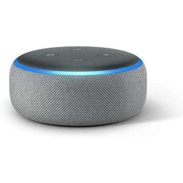 Amazon Echo Dot 3 gen. Alexa Szary