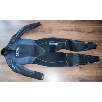 Pianka do nurkowania pływania SEAC Warmflex 7.0