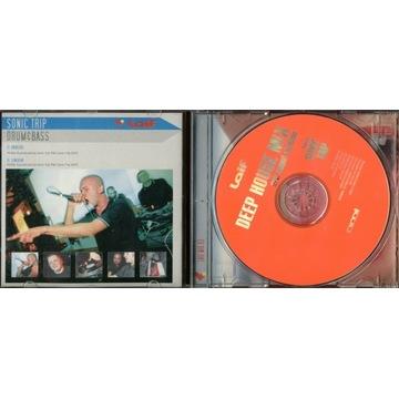 Deep House Mix NRK Sound Division + Sonic Trip CD