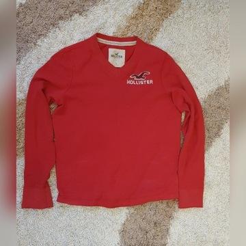 Koszulka z długim rękawem Hollister rozmiar L/XL