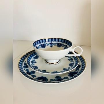 Zestaw śniadaniowy Wallendorf - porcelana