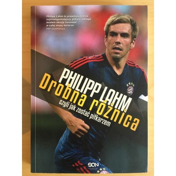 Philipp Lahm. Drobna.. (futbol piłka nożna Bayern)