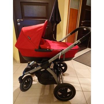 Wózek Maxi Cosi Mura 4 gondola i spacerówa+GRATIS