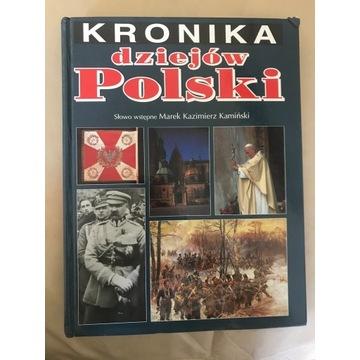 Kronika dziejów Polski