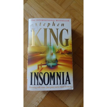 Stephen King Insomnia