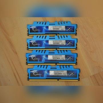 G.Skill RipjawsX DDR3 16GB (4x4GB) 2133Mhz CL9