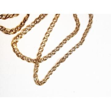 Piękny Złoty Łańcuszek 14K