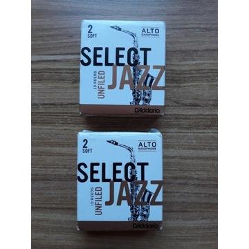 Stroiki do saksofonu altowego SELECT JAZZ