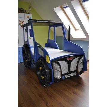 Łóżeczko dla chłopca Traktor