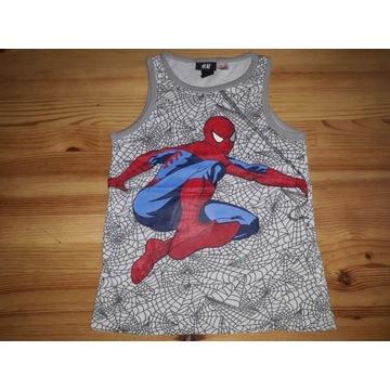 Koszulka bez rękawów na lato H&M Spider-Man 116