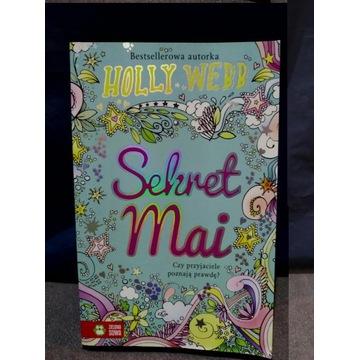 Holly Webb sekret Mai