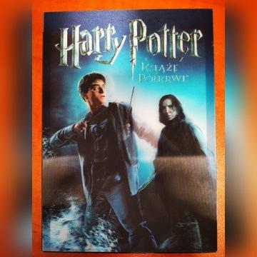 Harry Potter i Książe Półkrwi DVD