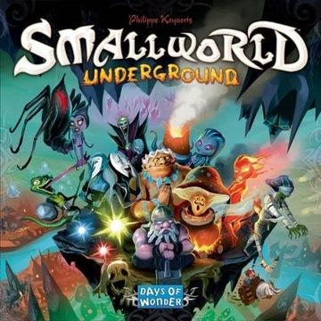 Smallworld Small World Underground (Podziemia) ENG