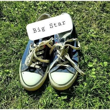 Big Star trampki granatowe 39
