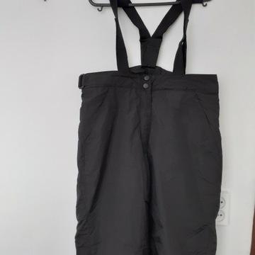 Spodnie narciarskie, rękawice narciarskie ,R.40
