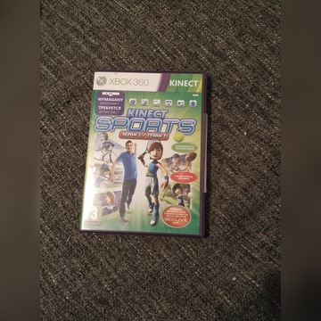 Kinect Sports część 1 i 2