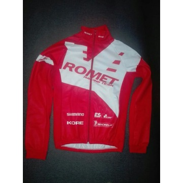 Kurtka zimowa kolarska Quest Romet Team rozm S