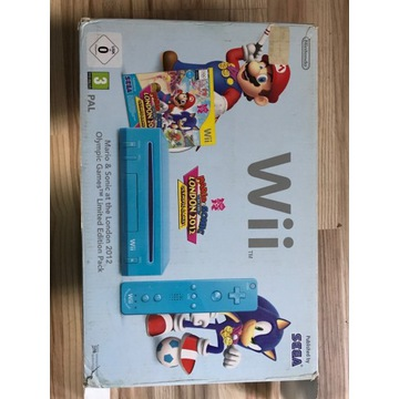 NINTENDO WII Mario & Sonic at the London Edition