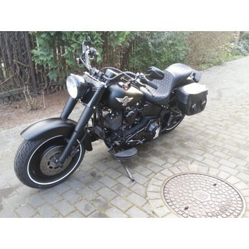Siedzenie Corbin Harley Davidson Softail EVO
