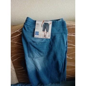 krótkie spodenki dresowe ( duży rozmiar 4 XL)