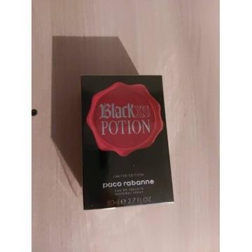 Paco Rabanne, Black XS Potion Men Limited Edition,