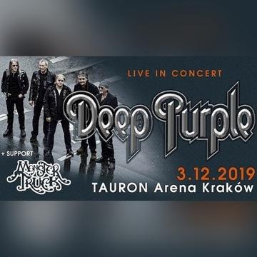 Dwa Bilety Deep Purple Live Kraków