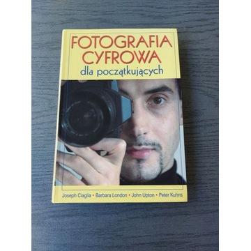 książka Fotografia Cyfrowa dla Początkujących