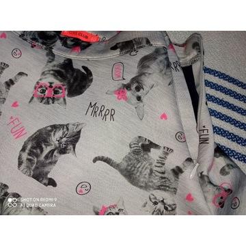 Cool Club śliczna spódniczka kotki 140 cm
