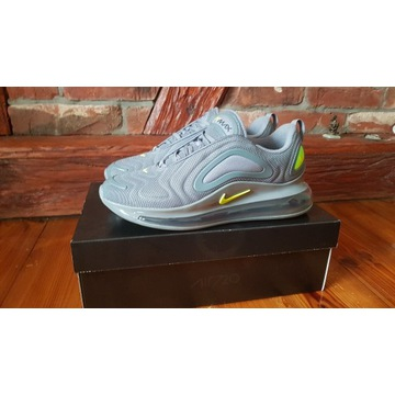 Buty Nike Air Max 720 (cool grey/volt electric gre