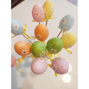 Jajka dekoracyjne wielkanocne