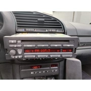 radio business bmw e36