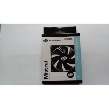 Silentumpc Mistral 80x80x25 mm
