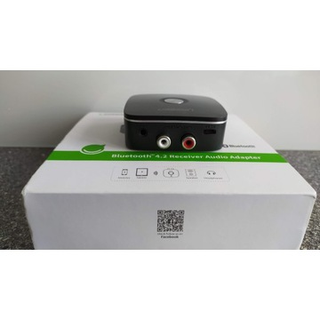 UGREEN Adapter Odbiornik Bluetooth 4.2 RCA AptX