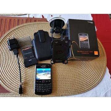 Telefon Blackberry 9360 Curve + akcesoria