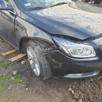 uszkodzony Opel Insignia 2.0 CDTI 160km