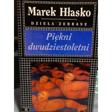 Piękni dwudzistoletni Marek Hłasko