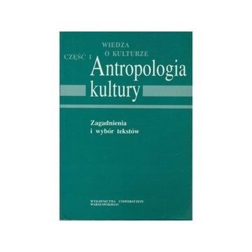 Antropologia kultury część 1