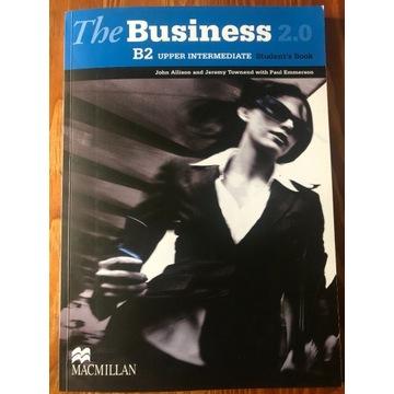 The Business 2.0 B2 Upper Intermediate SB