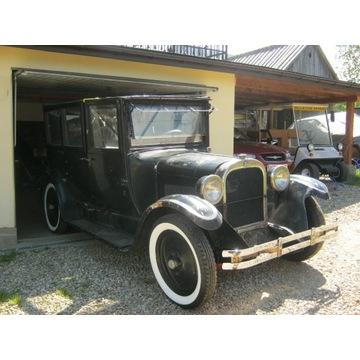Dodge Brothers 1925r zabytek oldtimer zamiana?